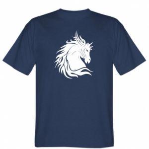 Koszulka Portret konia - Printsalon