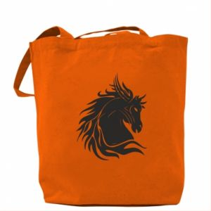 Bag Horse portrait - PrintSalon