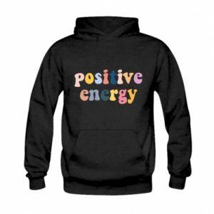 Kid's hoodie Positive Energy