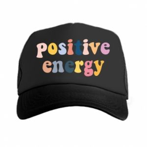 Czapka trucker Positive Energy