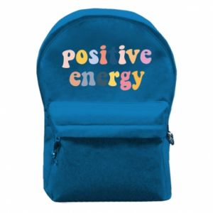 Backpack with front pocket Positive Energy