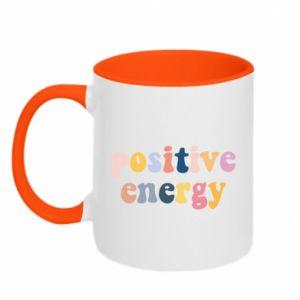 Kubek dwukolorowy Positive Energy