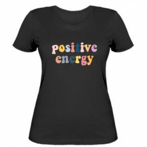 Damska koszulka Positive Energy