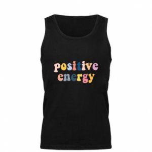 Męska koszulka Positive Energy