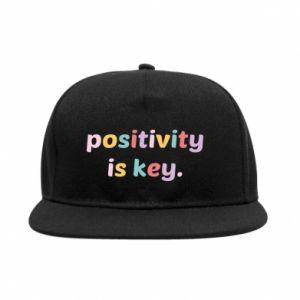Snapback Positivity is key