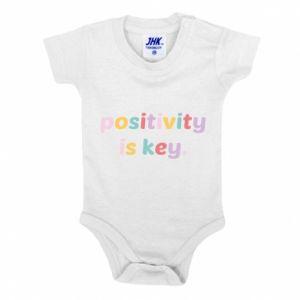 Body dziecięce Positivity is key
