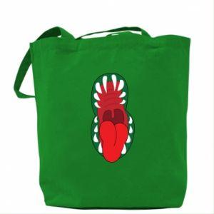 Bag Monster jaw