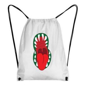 Backpack-bag Monster jaw