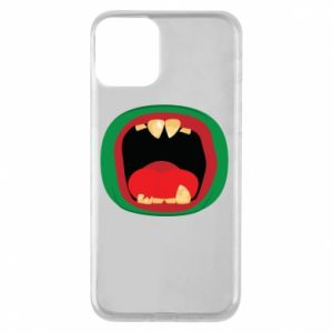 Phone case for iPhone 11 Monster