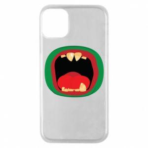 Etui na iPhone 11 Pro Potwór