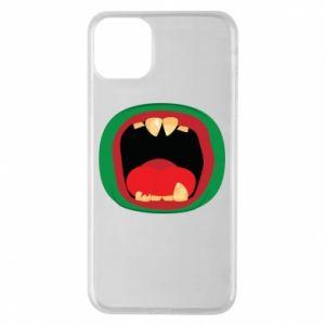 Etui na iPhone 11 Pro Max Potwór