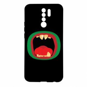 Etui na Xiaomi Redmi 9 Potwór