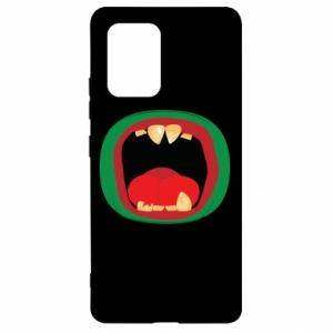 Etui na Samsung S10 Lite Potwór