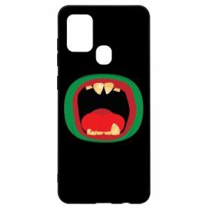 Etui na Samsung A21s Potwór