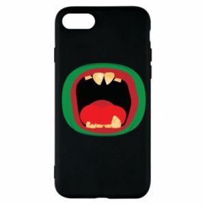 Etui na iPhone SE 2020 Potwór