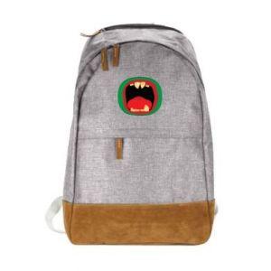 Miejski plecak Potwór