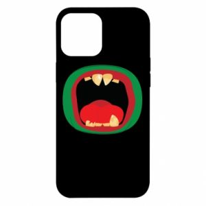 Etui na iPhone 12 Pro Max Potwór
