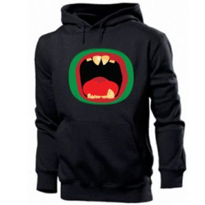 Men's hoodie Monster