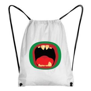 Backpack-bag Monster