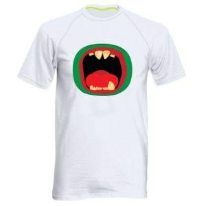 Koszulka sportowa męska Potwór
