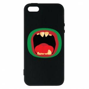 Etui na iPhone 5/5S/SE Potwór