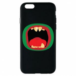 Etui na iPhone 6/6S Potwór