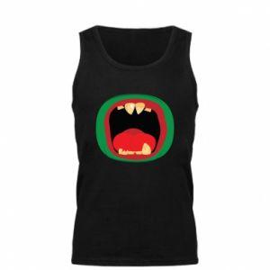 Męska koszulka Potwór