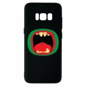 Etui na Samsung S8 Potwór