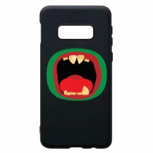 Etui na Samsung S10e Potwór