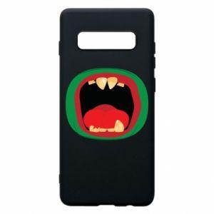 Etui na Samsung S10+ Potwór