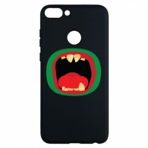 Phone case for Huawei P Smart Monster