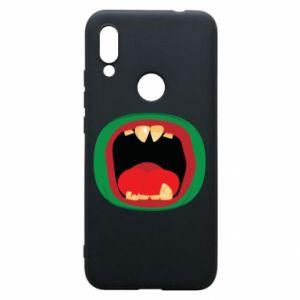 Etui na Xiaomi Redmi 7 Potwór