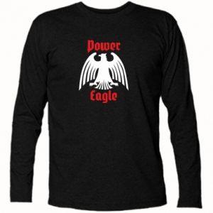Koszulka z długim rękawem Power eagle