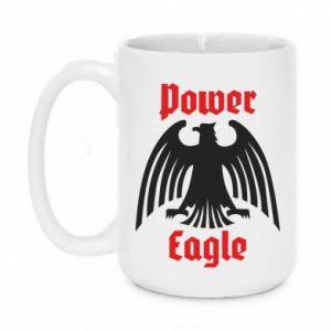 Kubek 450ml Power eagle
