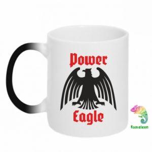 Kubek-kameleon Power eagle
