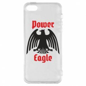 Etui na iPhone 5/5S/SE Power eagle