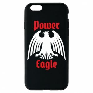 Etui na iPhone 6/6S Power eagle