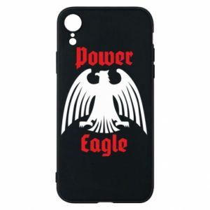 Etui na iPhone XR Power eagle