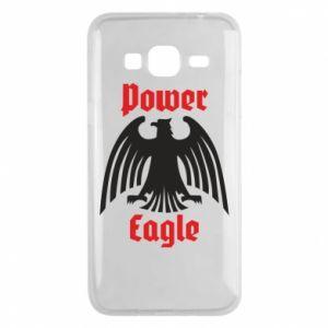 Etui na Samsung J3 2016 Power eagle