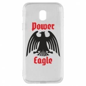 Etui na Samsung J3 2017 Power eagle