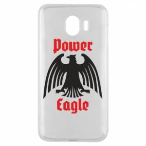 Etui na Samsung J4 Power eagle