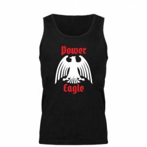 Męska koszulka Power eagle