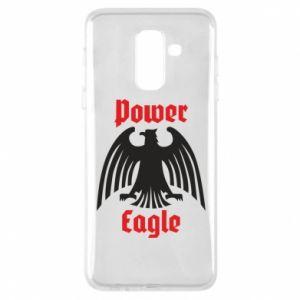 Etui na Samsung A6+ 2018 Power eagle