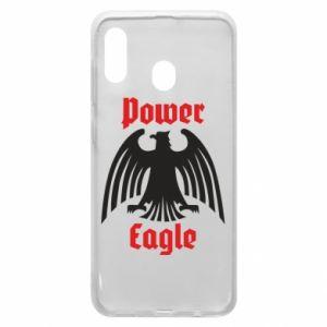 Etui na Samsung A20 Power eagle