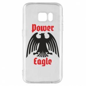 Etui na Samsung S7 Power eagle
