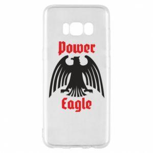 Etui na Samsung S8 Power eagle