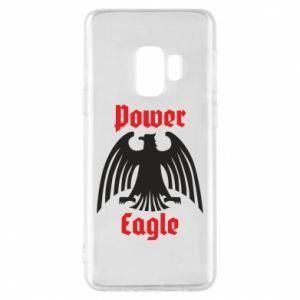 Etui na Samsung S9 Power eagle