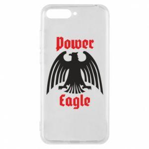Etui na Huawei Y6 2018 Power eagle