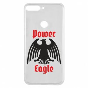 Etui na Huawei Y7 Prime 2018 Power eagle