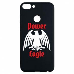 Etui na Huawei P Smart Power eagle